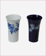 ブリザーブドフラワーガラスドーム付き 仏花